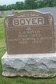Profile photo:  Andrew Jackson Boyer