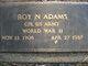 Profile photo:  Roy Nathaniel Adams