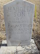 Harold Comstock