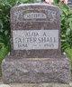 Alda Alice <I>Garrett</I> Tattershall