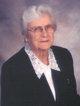 Mabel Evelyn <I>Homsley</I> Allen
