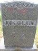 John Krejche