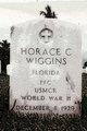 Horace Clifford Wiggins Sr.