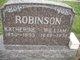 Katherine <I>Edwards</I> Robinson