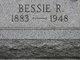 Bessie Rebecca Rhoads <I>Steinmetz</I> Hiester