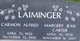 Carmon A. Laiminger