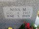 Profile photo:  Nina Marie <I>Lindsey</I> Logan