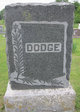 Ann Jane <I>Southerland</I> Dodge