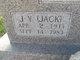 "Profile photo:  J. Y. ""Jack"" Logan"