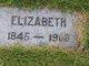 Profile photo:  Elizabeth <I>Israel</I> Ammerman