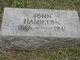 John A Hamilton
