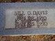 Bill Offutt Davis
