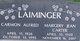 Margery Jean <I>Carter</I> Laiminger