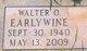 Walter Earlywine