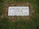 """Margaret Covode """"Peggy"""" <I>Blair</I> Curtis"""
