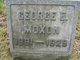 George E Moxon