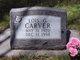 Lois Georgia <I>Swanner</I> Carver