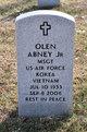 Profile photo:  Olen Abney, Jr