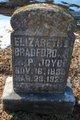 Elizabeth <I>Bradford</I> Joyce