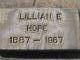 Profile photo:  Lillian Edith <I>Duncan</I> Hope