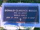 PFC Donald Clarence Boggs