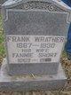 "Frances ""Fannie"" <I>Short</I> Wrather"