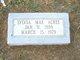 Sylvia Mae <I>Powell</I> Acree