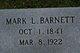 Mark L Barnette