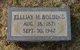 "Ellijay J ""Ellie"" <I>Hooper</I> Bolding"