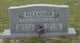 Profile photo:  Edna Bee Alexander
