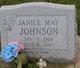 Janice May Johnson