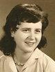 """Profile photo:  Ingrid Johanna """"Oma"""" <I>Bläwert</I> Koss"""