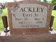Earl Ackley, Jr