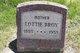 Profile photo:  Lottie E <I>McPheeters</I> Broy