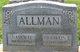 "Profile photo:  Franklin Excell ""Frank"" Allman"