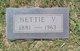 Nettie V. Watts
