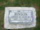 Profile photo:  Alice <I>Merritt</I> Benson