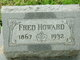 Profile photo:  Fred Howard