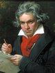 Profile photo:  Ludwig van Beethoven