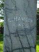 Lewis L Hamlin Hines