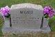 Profile photo:  Clarence E. McGhee