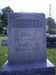 Profile photo:  Nancy Ann <I>Smith</I> Bussell