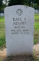 Profile photo:  Earl F. Adams
