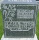 Emma Agnes <I>Harbaugh</I> Beaber