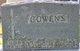 Lloyd A. Cowens