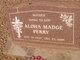 """Profile photo:  Aloha Madge """"Madge"""" <I>Perry</I> Hughes"""