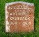 Arthur L Krubsack