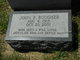 John Pitts Boogher, III