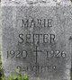 Marie Elizabeth Seiter