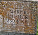 Mary B Mueller